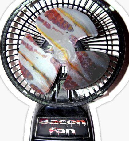 It's A Bacon Fan  Sticker