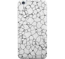 Black And White Lines iPhone Case/Skin