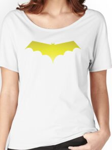 Bat Symbol - Strength of Justice Women's Relaxed Fit T-Shirt