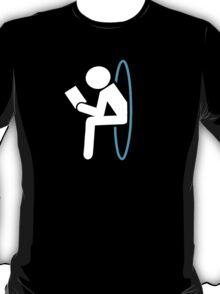 Portal Toilet Humour T-Shirt