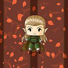 Chibi Legolas by artwaste