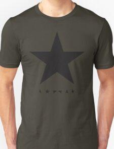 David Bowie BlackStar Tribute T-Shirt