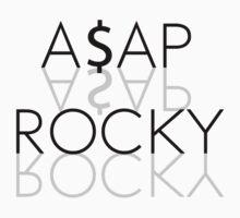 A$AP Rocky - Reflective by Reiyashi