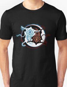 Rin Vang (Raava x Vaatu - Yin Yang) Unisex T-Shirt