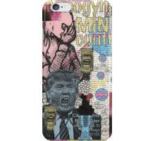 Misogynist Mind Control iPhone Case/Skin