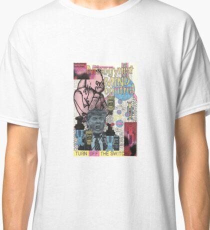 Misogynist Mind Control Classic T-Shirt