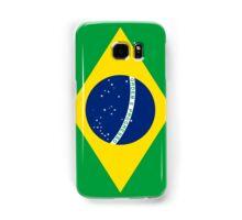 Brazil Flag Phone Case Samsung Galaxy Case/Skin