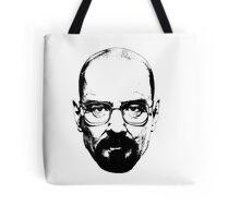 Walter White & Black Tote Bag