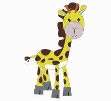 giraffes One Piece - Long Sleeve