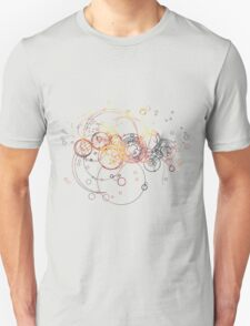 Time Lord Writing Unisex T-Shirt