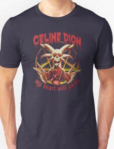 My heart will go on metal T-Shirt | HD T-Shirt