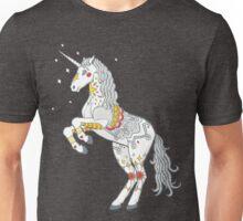 Mandala Unicorn Unisex T-Shirt