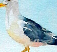 Seagull 2 Sticker