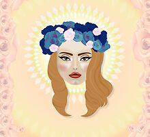 Lana for iPad by VethBlack