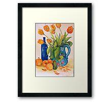 Spring Fling Framed Print