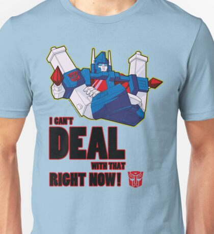 Ultra Magnus - Deal With That (1) Unisex T-Shirt