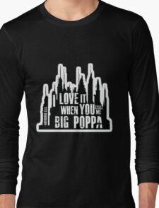 notorious big classic Long Sleeve T-Shirt