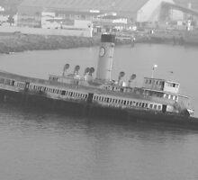 Sunken Ship by Elizabeth  Lilja