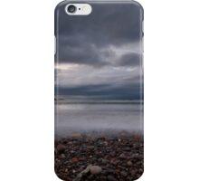 Eyemouth Harbour iPhone Case/Skin
