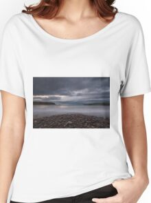 Eyemouth Harbour Women's Relaxed Fit T-Shirt