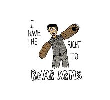 The righ to bear arms by JimmyIV