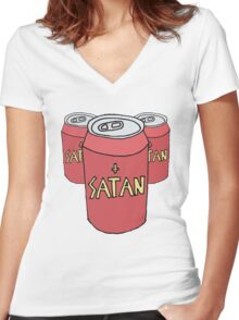 special beer Women's Fitted V-Neck T-Shirt