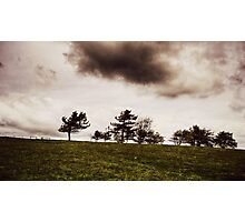 Dreaming of the great outdoors Photographic Print