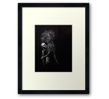What I Used to Be Framed Print