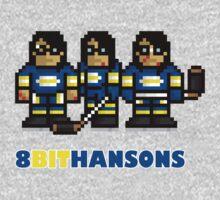 8-Bit Hanson Brothers Shirt by tbeb