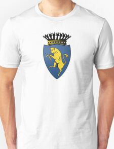Coat of Arms of Turin  Unisex T-Shirt