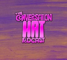 The Conversation Hat Logo by StabbedPanda
