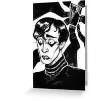 Caligari Greeting Card