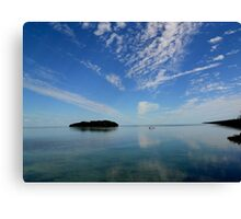 Endless Serenity Canvas Print