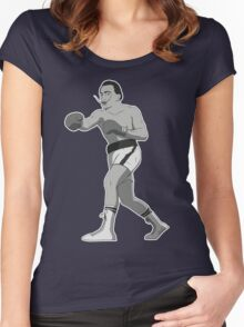 Muhammad Dali Women's Fitted Scoop T-Shirt