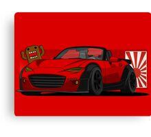 Mazda Miata MX 5 Canvas Print
