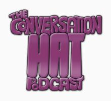 The Conversation Hat Logo One Piece - Short Sleeve