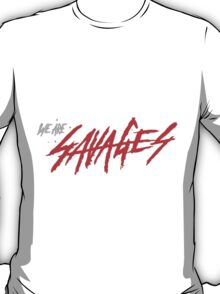 Breathe Carolina - Savages T-Shirt