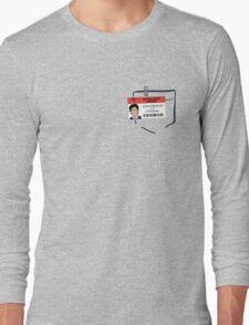 DJ's scrub Long Sleeve T-Shirt