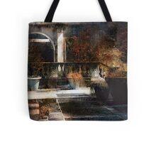 Renaissance Courtyard  Tote Bag