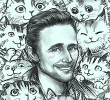 TOM KITTENSTON  by derlaine