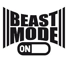 On An Beast Mode Power by Style-O-Mat
