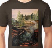 Rocky Stream Unisex T-Shirt