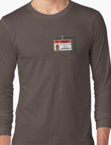 Turk's scrub Long Sleeve T-Shirt