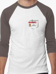 Turk's scrub Men's Baseball ¾ T-Shirt