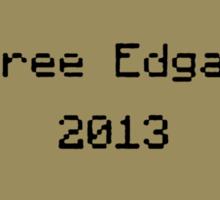 Free Edgar 2013 Sticker