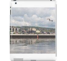 Pier: Duluth, Minnesota - United States of America iPad Case/Skin