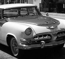 Miami Beach Classic Car by Frank Romeo