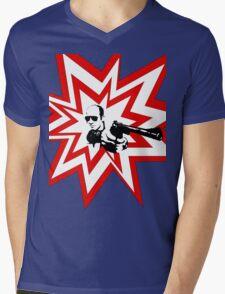 Hunter S. Thompson BANG! Mens V-Neck T-Shirt