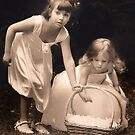 Flower girls by pdsfotoart