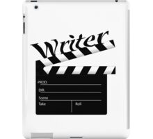 Writer  iPad Case/Skin